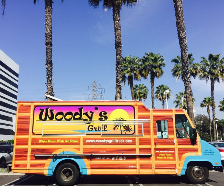 Woody's Grill Truck