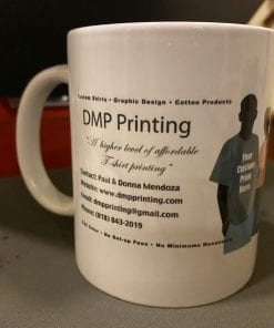 Custom Mug Print
