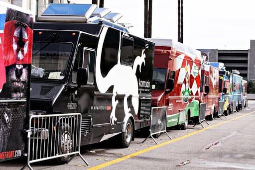 The Unsinkable Phillip Dane Creates A Food-Truck-Theme Flea Market At LA's Union Station