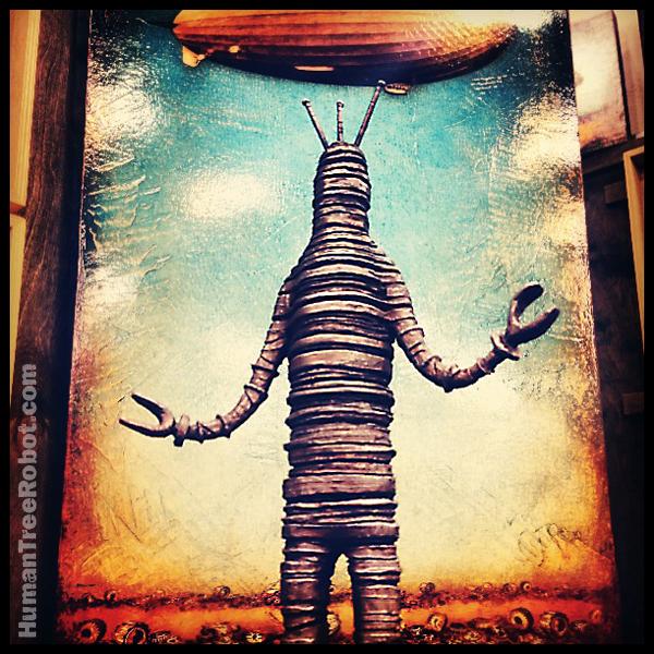 HumanTreeRobot