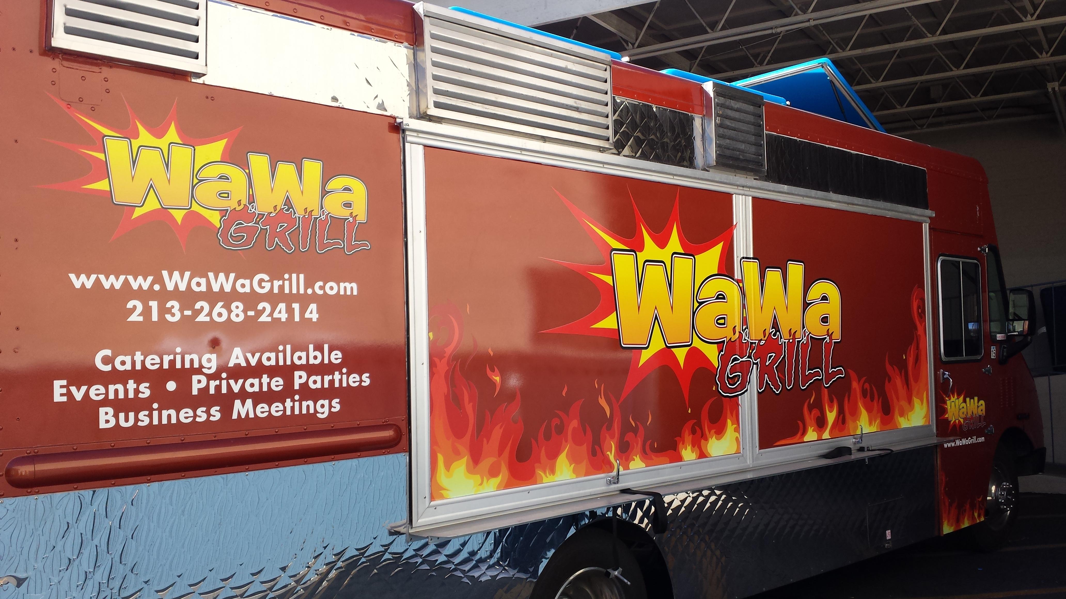 Wawa grill