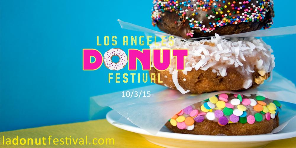 LA Donut Festival