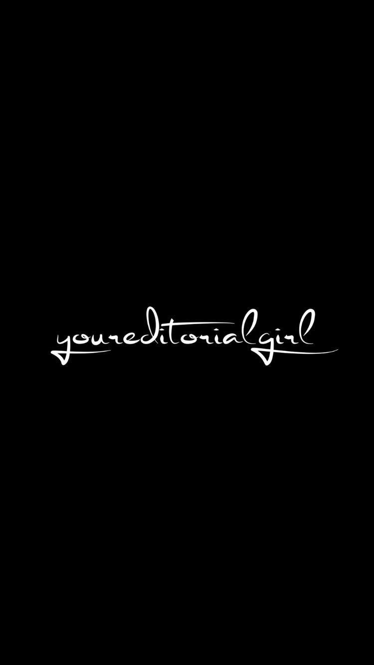 Youreditorialgirl