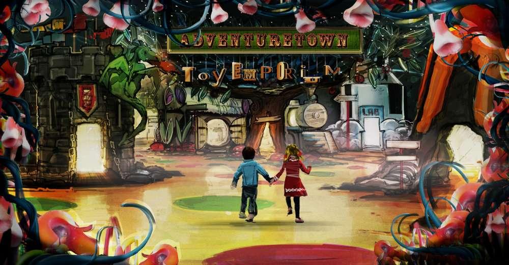 Adventuretown Toys