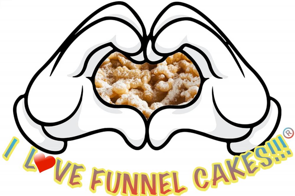 I LOVE FUNNEL CAKES!!!