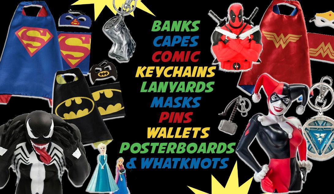 T.O'z collectables & WHATKNOTZ