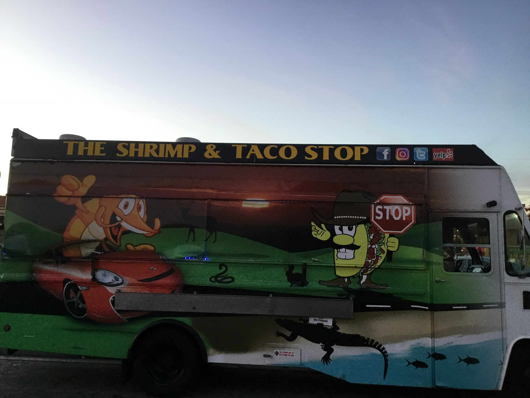 The Shrimp And Taco Stop