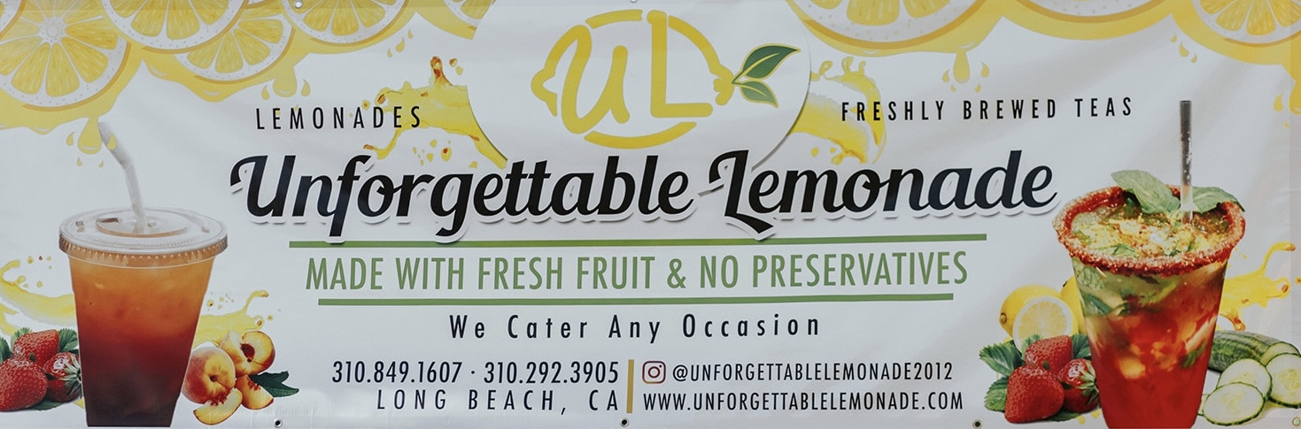 Unforgettable Lemonade