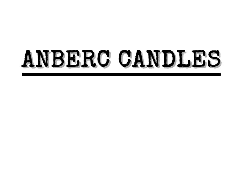 Anberc Candles