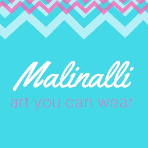 Malinalli art you can wear