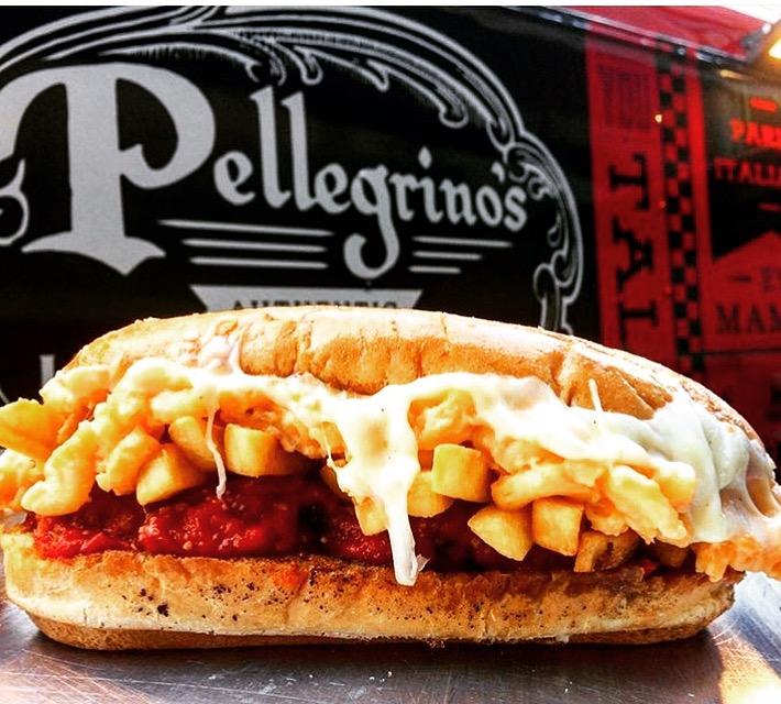 Pellegrino's Authentic Italian Food