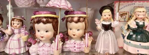 Vintage Girl Amy Shop